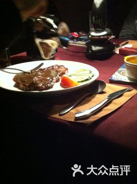 君淳红酒会所 牛排图片 南宁美食