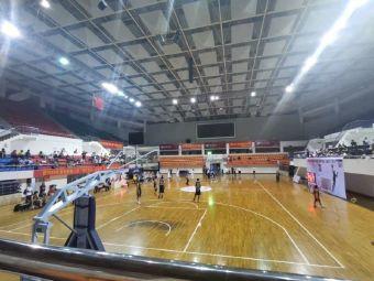 惠安体育中心-停车场