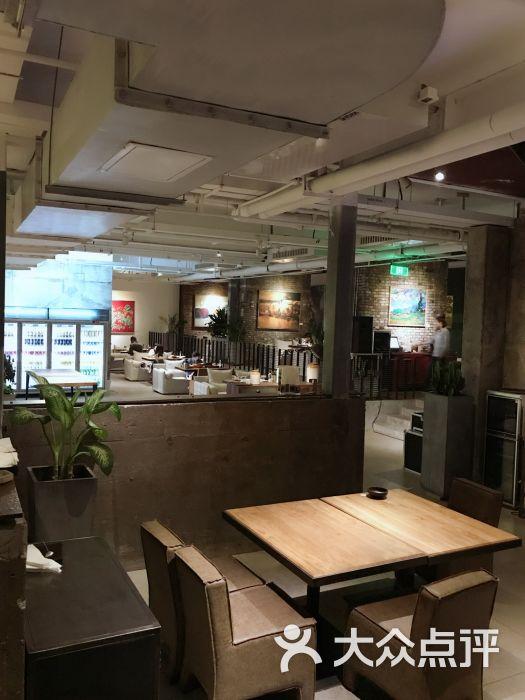 老钢厂左右客茶餐厅大堂图片 - 第8张图片