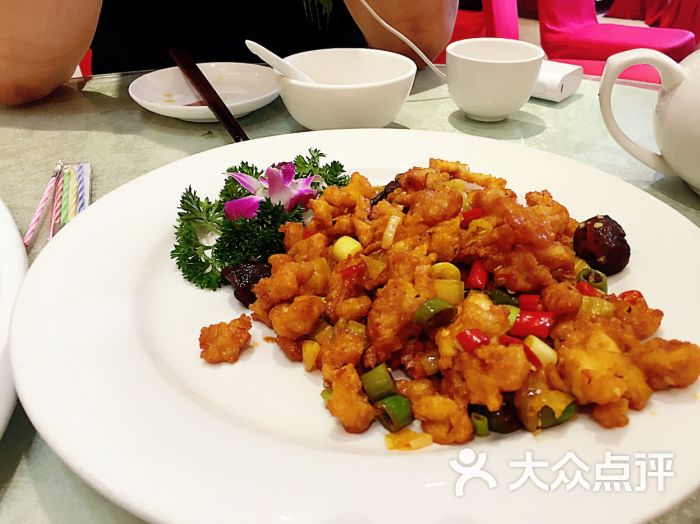 郑州总店大厦(人民路店)-美食-郑州美食-金轮点成烤鸭大众图片图片