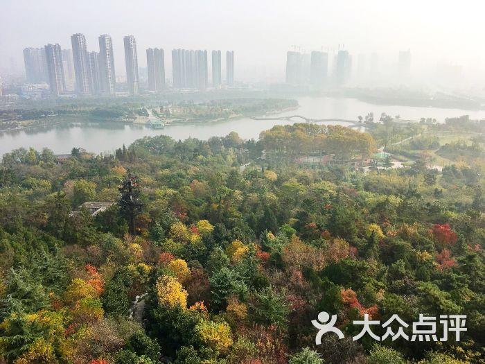 张公山风景区-图片-蚌埠周边游-大众点评网