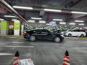 上海浦東國際機場1號航站樓p1停車場