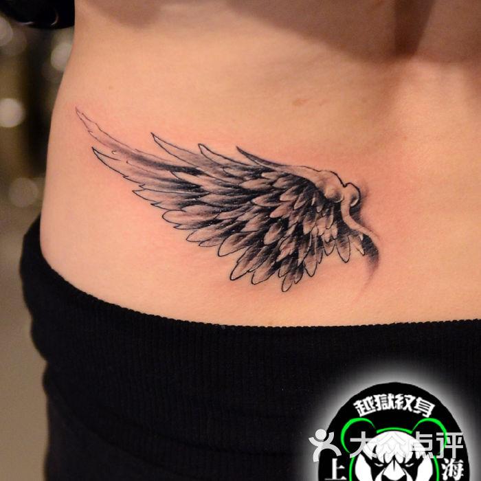 越狱刺青纹身工作室手腕樱花纹身图片-null纹身-大众
