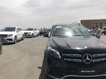敦煌雅丹国家地质公园停车场