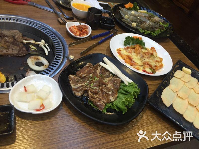 楃韩国料理(原木屋韩国料理)-山本托哉的相册-上海