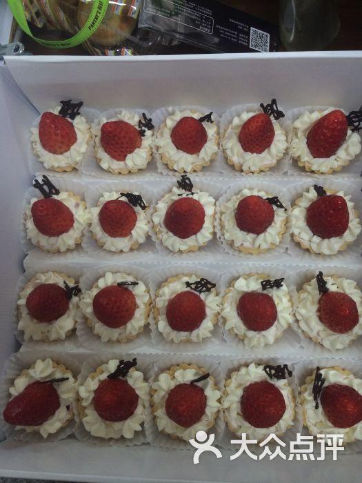 超好看欧式甜品图片