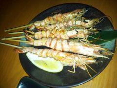 白木屋居酒屋(淮海店)的烤虾