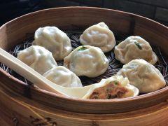荠菜汤包-八个汤包金陵名小吃(湖南路店)