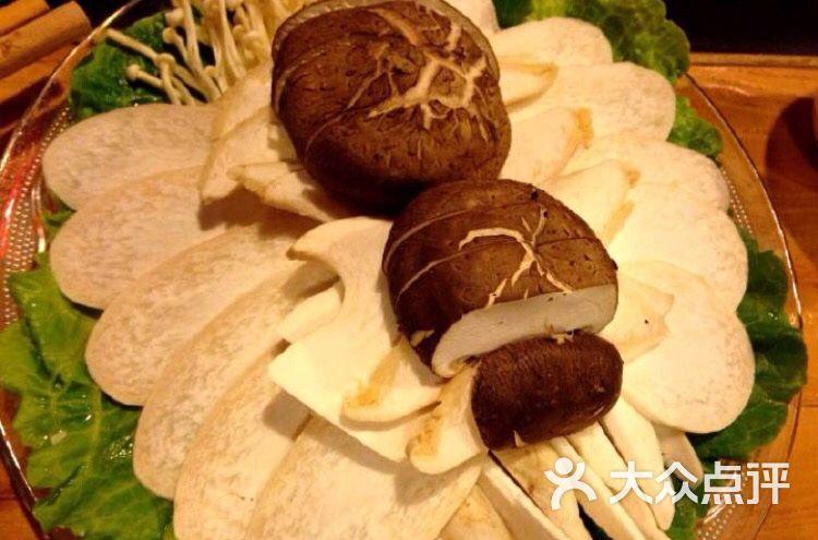 巴奴毛肚火锅(金豪店)香菇图片 - 第6张
