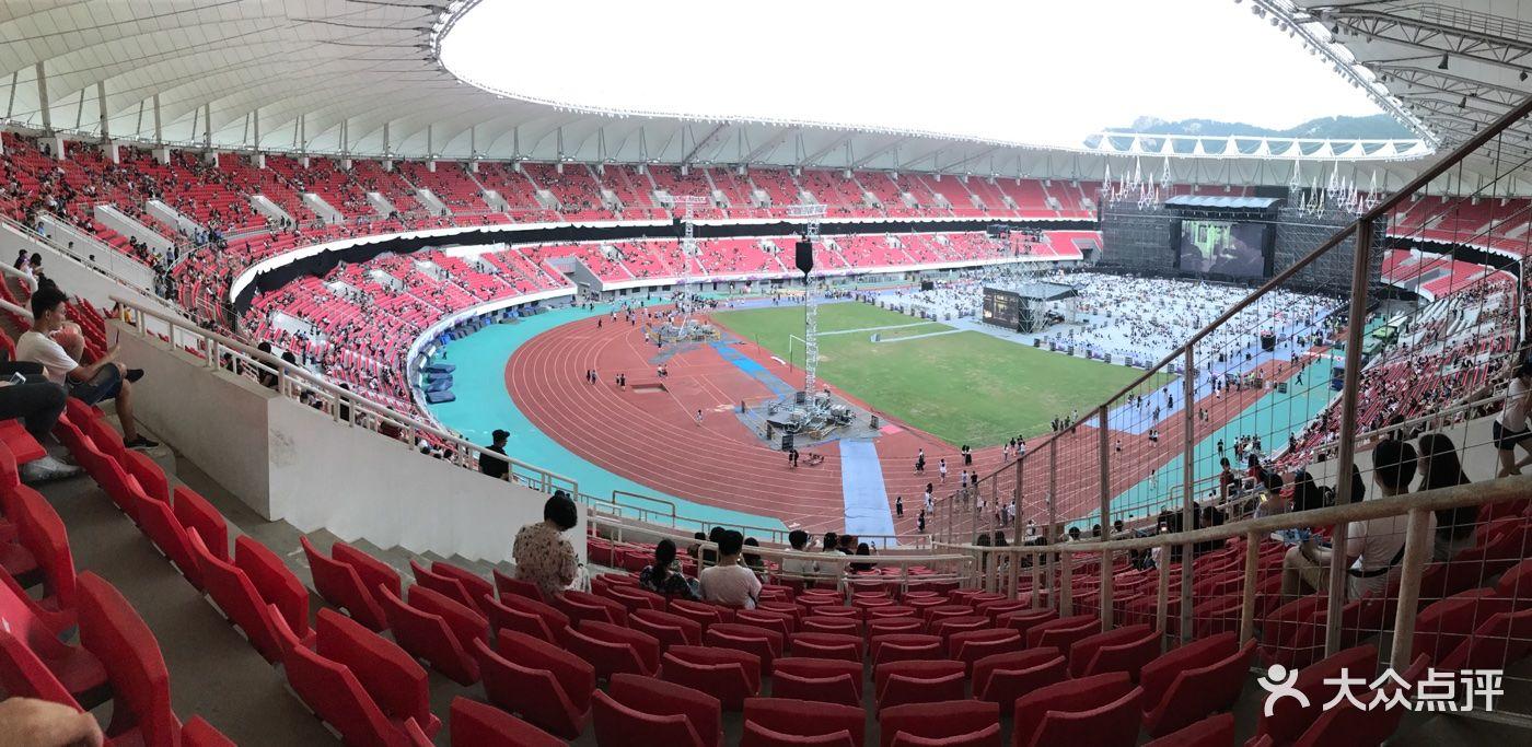 国信体育中心(体育馆)-图片-青岛运动健身-大众点评网