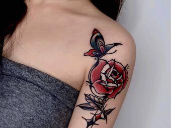 快樂纹身形象设计室·纹身培训