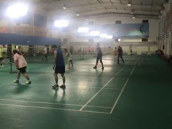 怡聚德羽毛球馆