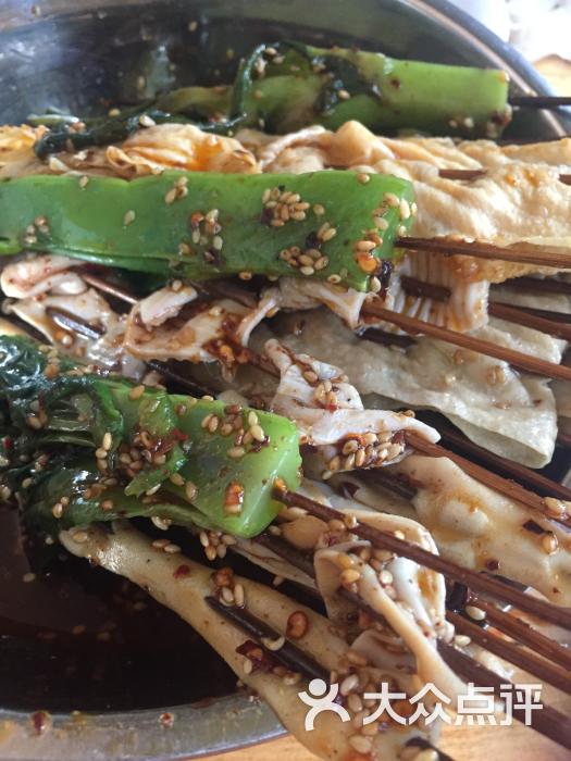 乐山鲜知味钵钵鸡-图片-成都美食-大众点评网