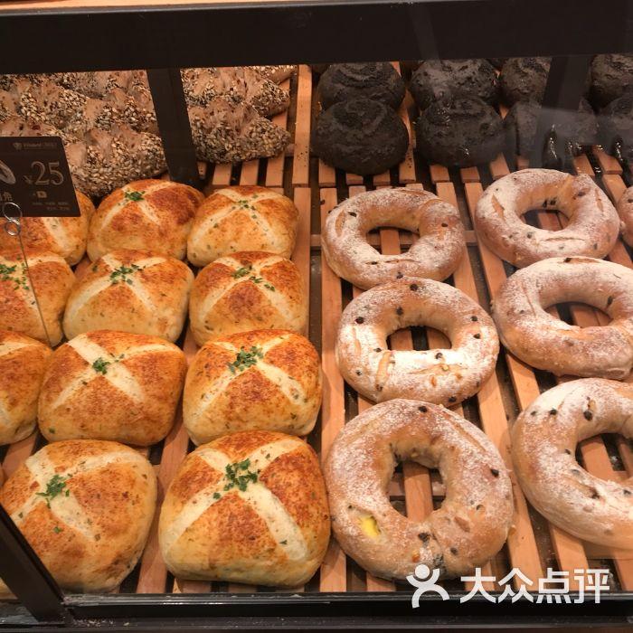 酵墅·现烤面包图片