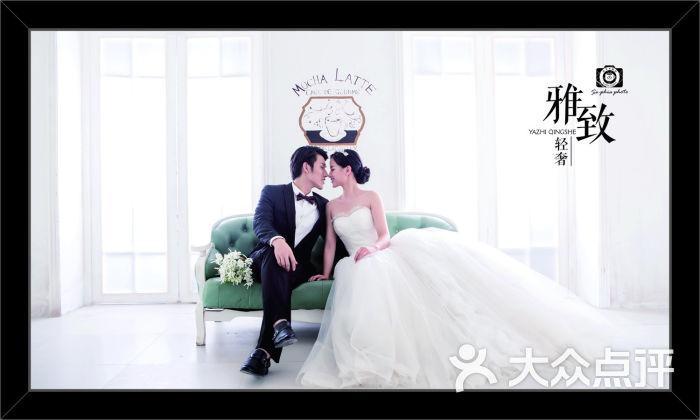 雅致轻奢婚纱照风格—郑州苏菲亚摄影