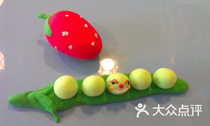 木梵diy手工软陶粘土屋图片 - 第265张