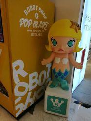 泡泡玛特机器人商店怎么样,好不好的默认点评