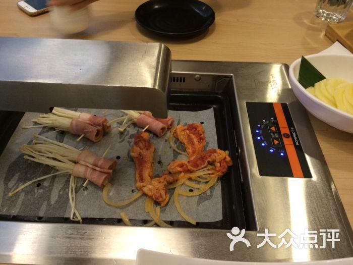 新石器烤肉(中粮万科半岛广场店)