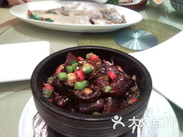 百盛阿雷大酒店(润捷店)-小鲍鱼红烧肉-菜-小鲍满桌图片大全家常菜图片