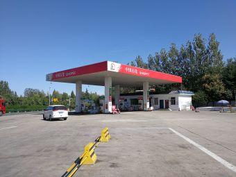 中国石化南阳西峡西坪停车区加油站