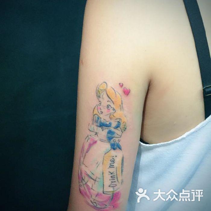 文艺社纹身刺青馆图片