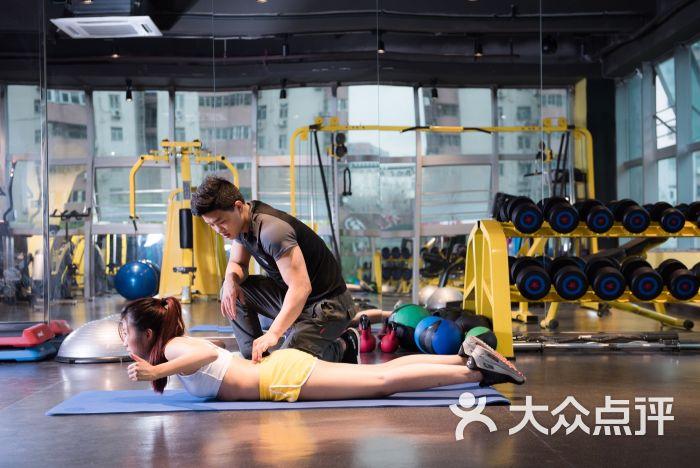 国王健身工作室-器械区图片-深圳运动健身