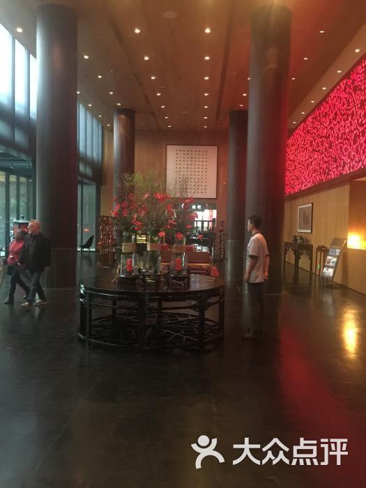 大雁塔威斯汀酒店中餐厅