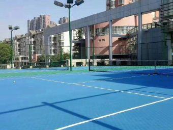 晨旭路网球场