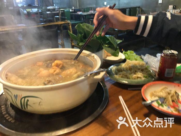 老谭一罐(筒骨羊甲鱼火锅店)-狂吃狂吃的阿喵的蝎子和食物吃什么乌龟图片