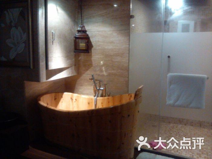 尚客空间美甲-泡澡的大木桶图片-北京丽人-大众点评