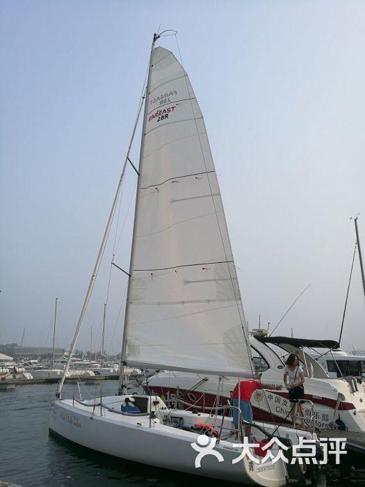 青岛乘风破浪帆船俱乐部-图片-青岛周边游-大众点评网