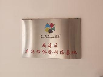 易振南乒乓球俱乐部