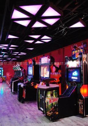 时代广场6楼电玩城