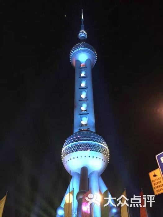 东方明珠广播电视塔图片 - 第1张