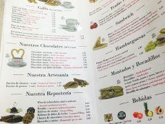 -Churreria - Chocolateria - Los Artesanos 1902