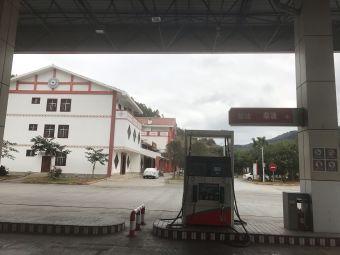 中国石化旧州服务区加油站