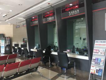 中国工商银行山东省分行营业厅停车场
