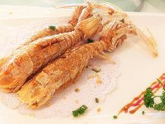 椒盐富贵虾