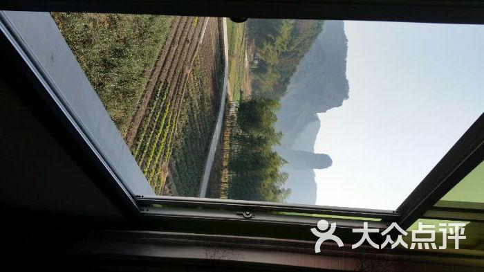 仙都季家民宿开窗风景图片 - 第10张