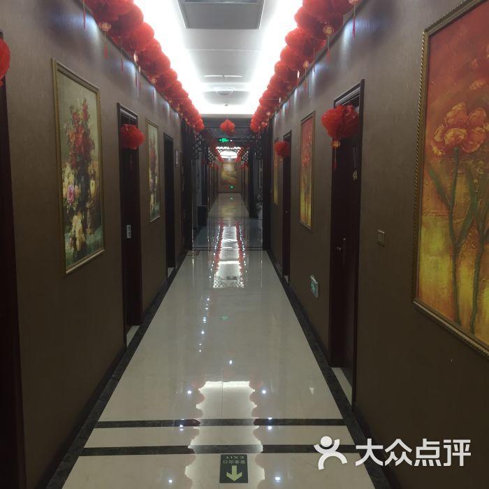 芭缇雅足浴店经典设计装修的会所走廊图片 - 第7张