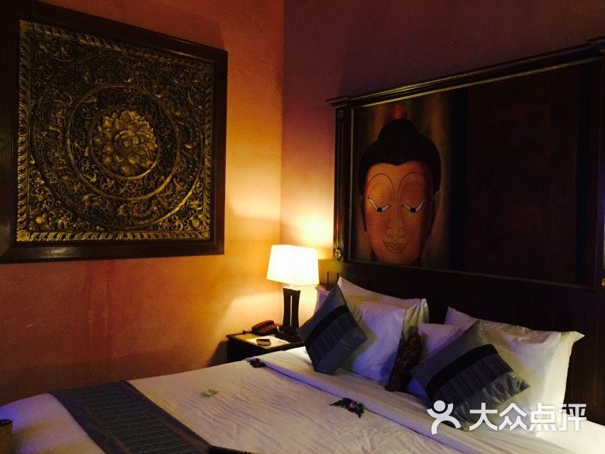 造价豪华别墅酒店-图片-苏梅岛别墅-大众点评网100平檀香农村酒店图片