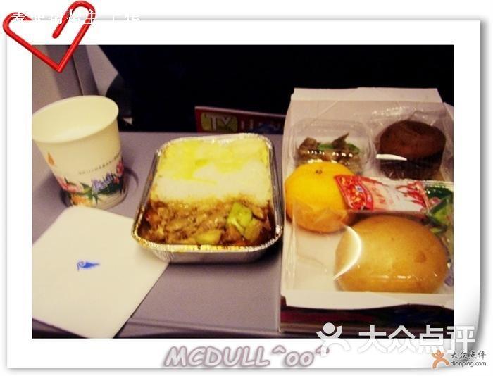 海南航空飞机餐=垃圾餐图片 - 第1张