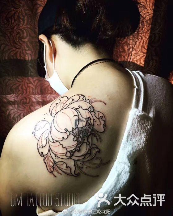 om刺青纹身工作室图片 - 第2张