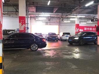 万达广场停车库