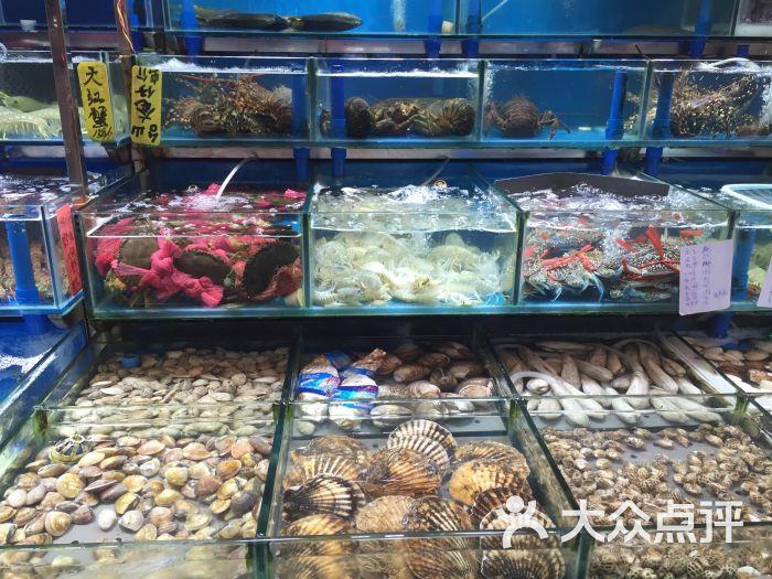 黄沙海鲜水产交易市场图片 - 第1张