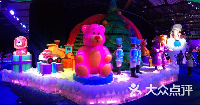 冰雪王国之胡桃夹子主题乐园-图片-上海周边游-大众