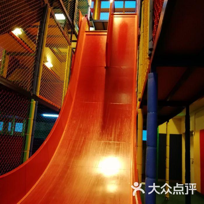 浦东嘉里大酒店儿童探险乐园图片-北京儿童主题乐园