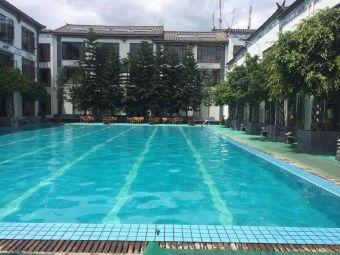 风花雪月大酒店-游泳池