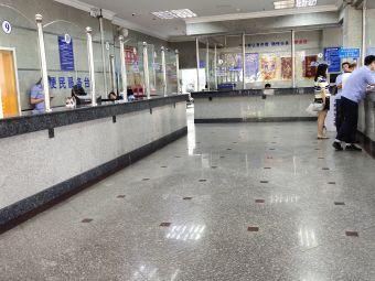 青岛市机动车辆交易市场旧车业务厅