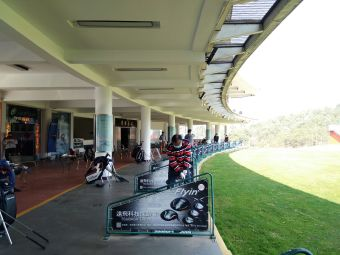 世博高尔夫中心